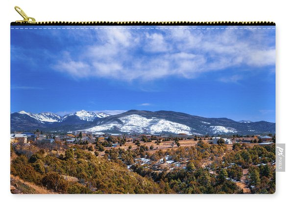 Las Trampas Scenic Overlook Carry-all Pouch