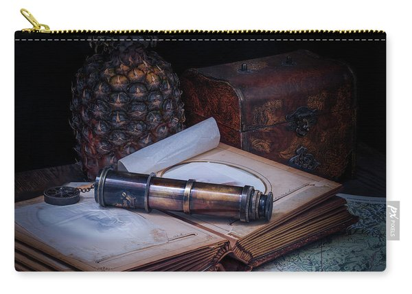 Last Adventure Memories Carry-all Pouch