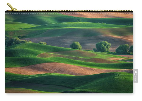 Late Afternoon In The Palouse Carry-all Pouch