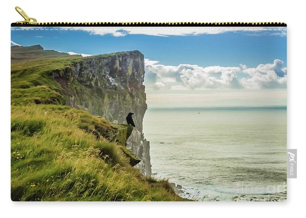 Latrabjarg Cliffs, Iceland Carry-all Pouch