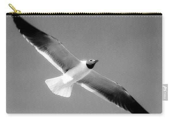 Laughing Seagull Carry-all Pouch