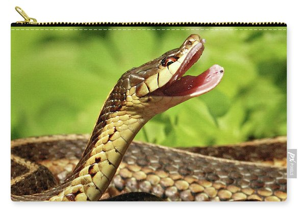 Laughing Snake Carry-all Pouch