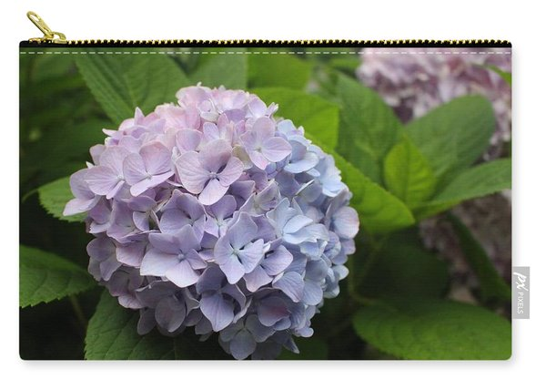 Lavender Hydrangea, Cape May Carry-all Pouch