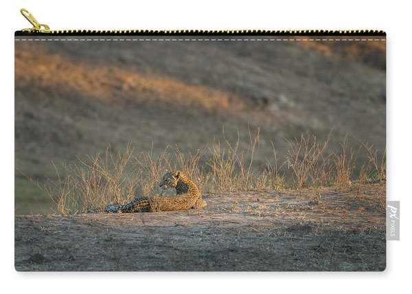 Carry-all Pouch featuring the photograph Lc10 by Joshua Able's Wildlife