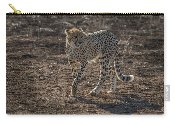 Carry-all Pouch featuring the photograph LC3 by Joshua Able's Wildlife