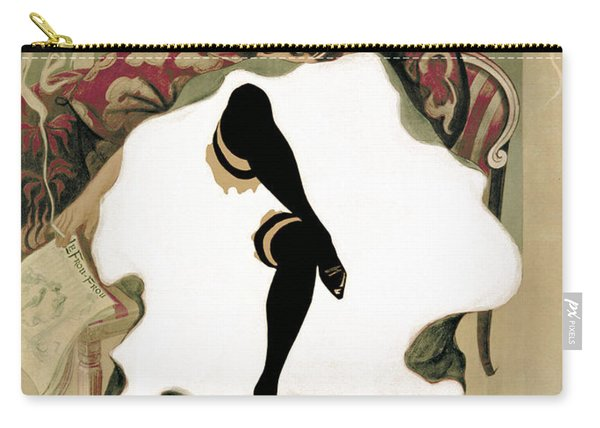 Le Frou Frou Carry-all Pouch