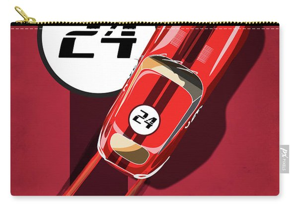 Le Mans Jag Carry-all Pouch