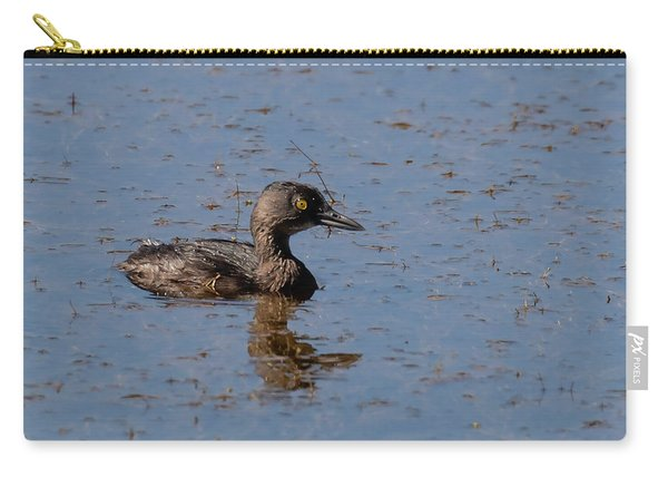 Least Grebe Carry-all Pouch