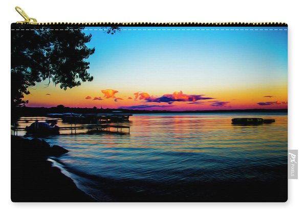 Leech Lake Carry-all Pouch