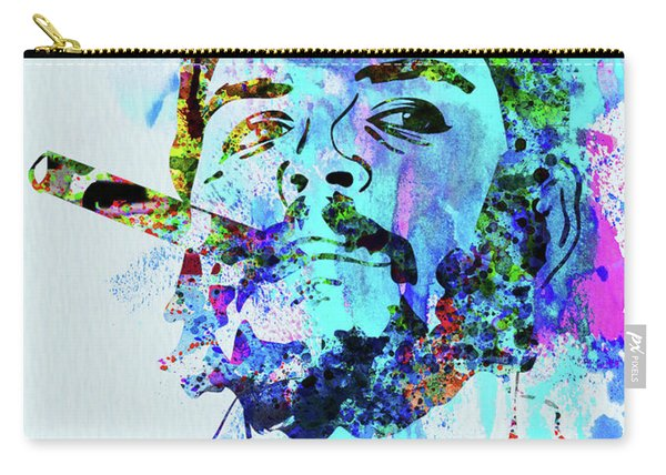Legendary Che Watercolor Carry-all Pouch