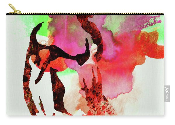Legendary Fight Club Watercolor Carry-all Pouch
