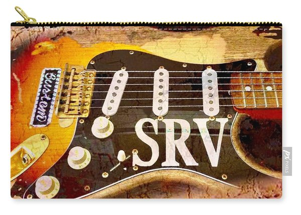 Lenny Stevie Ray Vaughans Guitar Carry-all Pouch