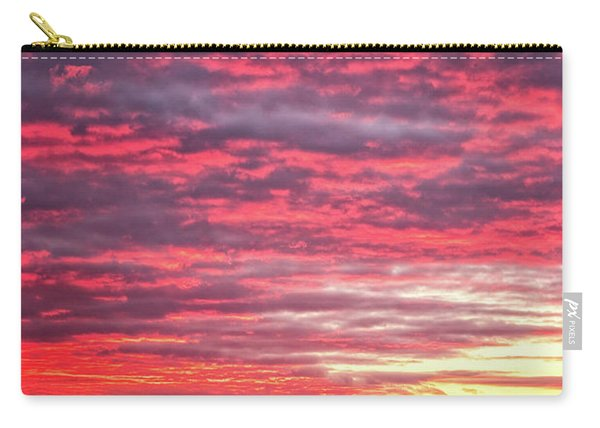 Carry-all Pouch featuring the photograph Let There Be Light by Jeff Sinon