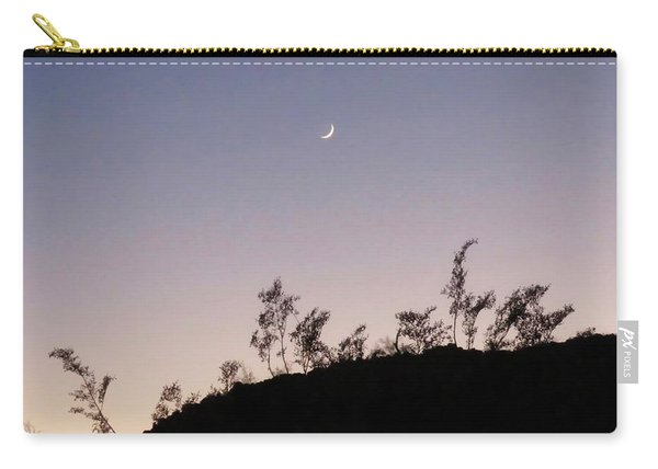 Libra Twilight Crescent Carry-all Pouch