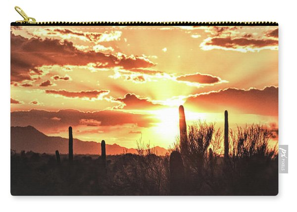 Light Of Arizona Carry-all Pouch