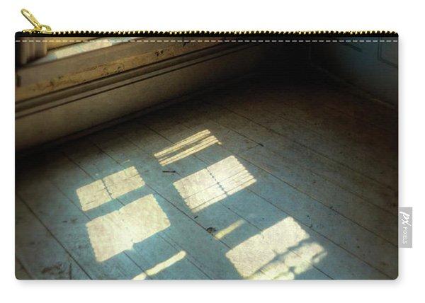 Light Through Shutters Carry-all Pouch