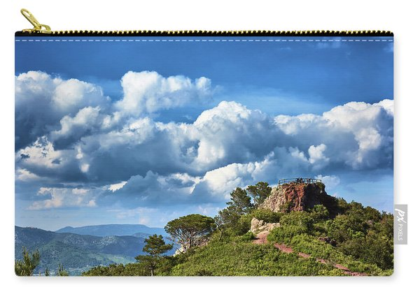 Like Touching The Sky Carry-all Pouch