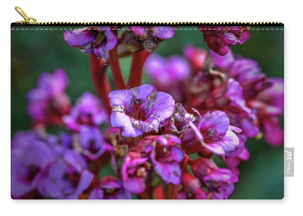 Lilac #h9 Carry-all Pouch