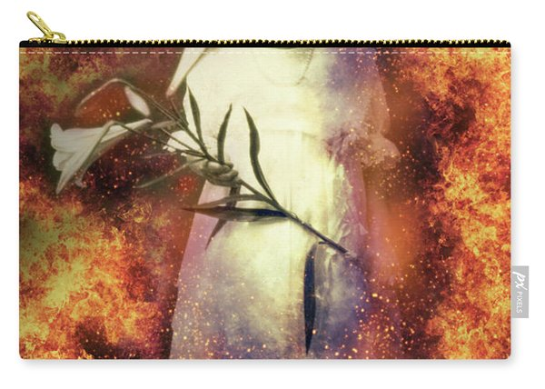 Lilies Of The Apocalypse Carry-all Pouch