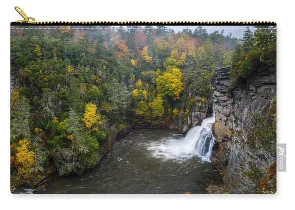 Linville Falls - Linville Gorge Carry-all Pouch