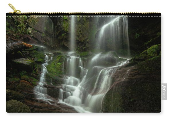 Linville Gorge - Waterfall Carry-all Pouch