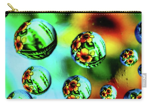 Liquid Lenses Carry-all Pouch