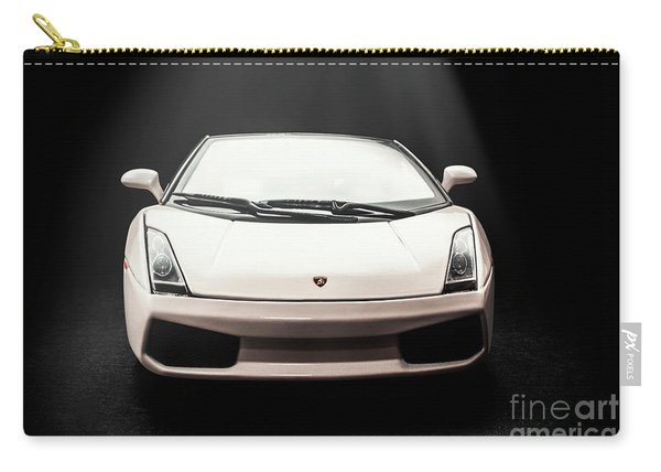 Lit Luxury Carry-all Pouch