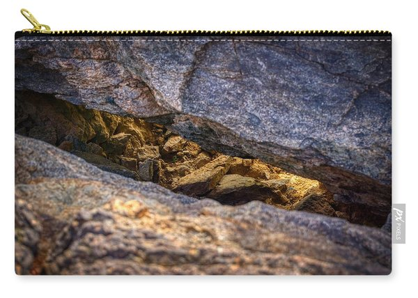 Lit Rock Carry-all Pouch