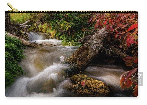 Little Deer Creek Autumn Carry-all Pouch