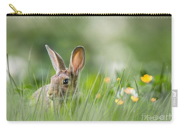 Little Hare Carry-all Pouch