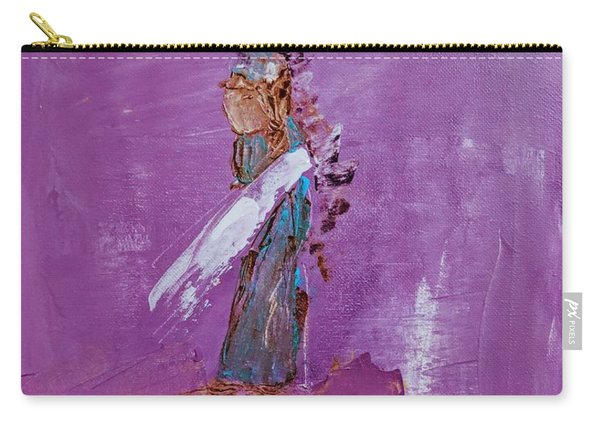 Little Indian Angel Carry-all Pouch