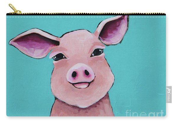 Little Pig Carry-all Pouch