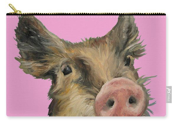 Little Piglet Carry-all Pouch