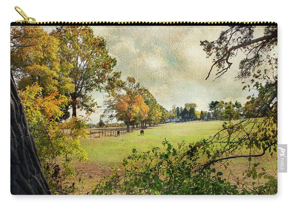 Little Timber Ranch Berlin New Jersey Carry-all Pouch
