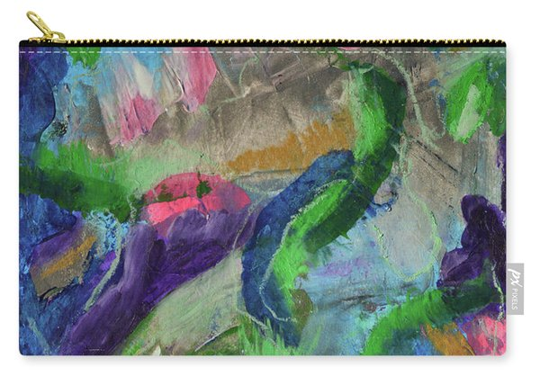 Living In Joyful Chaos Carry-all Pouch