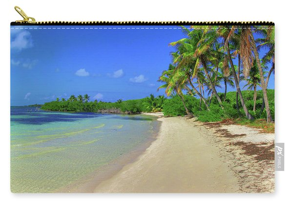 Living On An Island Carry-all Pouch