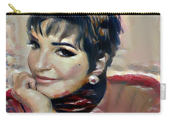 liza Minelli Carry-all Pouch