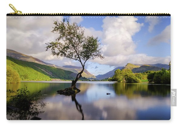 Llyn Padarn, Snowdonia Carry-all Pouch