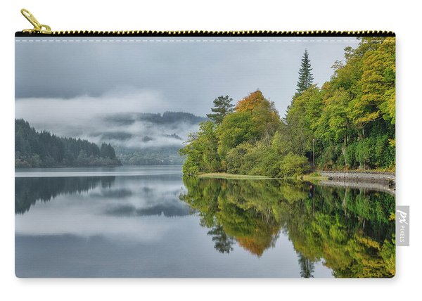 Loch Ard In Scotland Carry-all Pouch