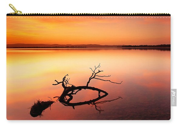 Loch Leven Sunset - Perthshire Carry-all Pouch