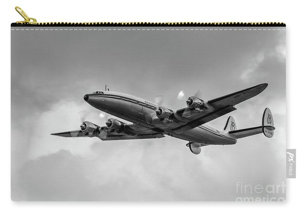 Lockheed Breitling Super Constellation  Carry-all Pouch