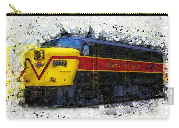 Loco #6777 Carry-all Pouch