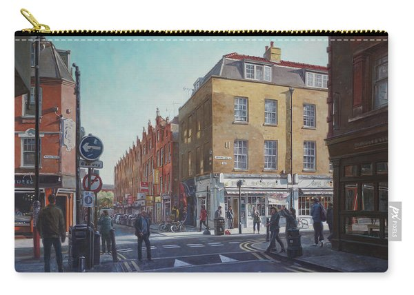 London Brick Lane  Carry-all Pouch