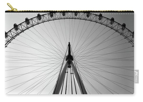 London_eye_i Carry-all Pouch