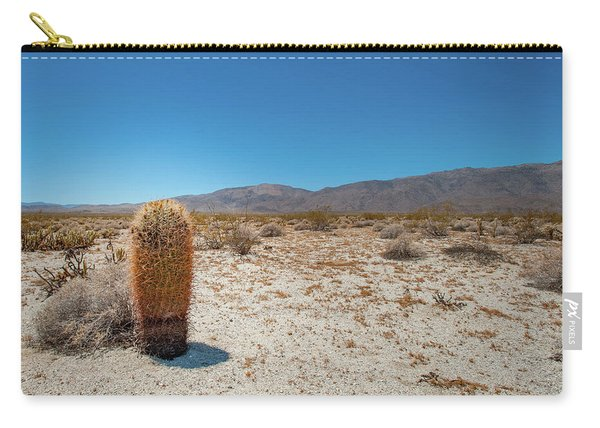 Lone Barrel Cactus Carry-all Pouch