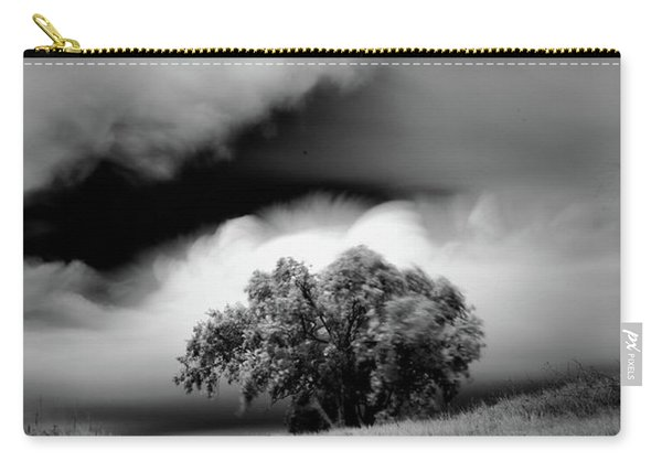 Lone Tree On A Hill Carry-all Pouch