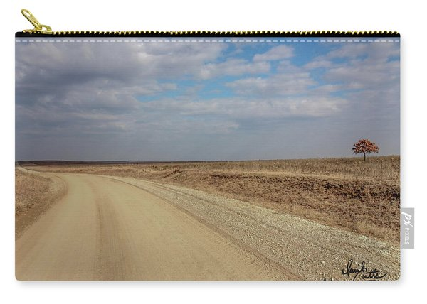 Lonesome Road Carry-all Pouch