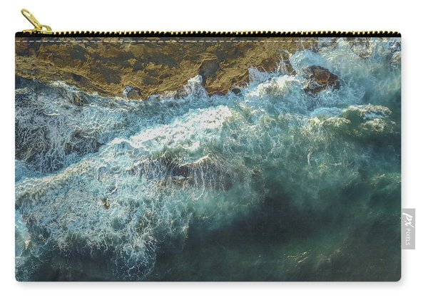 Longreef Waves Carry-all Pouch