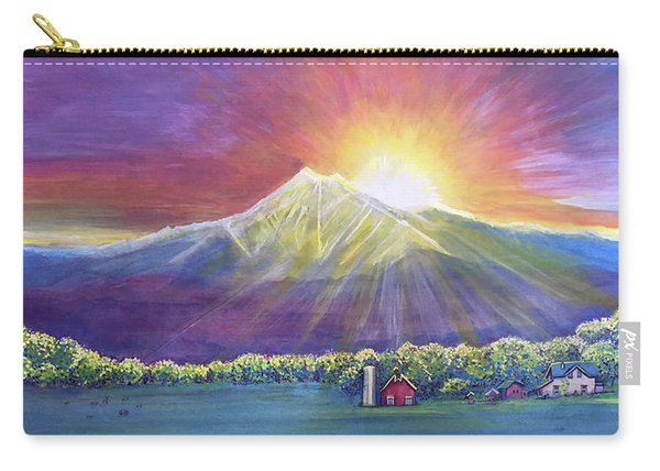 Longs Peak Colorado Carry-all Pouch