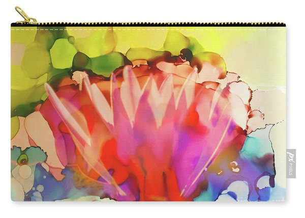 Lotus Zen Carry-all Pouch